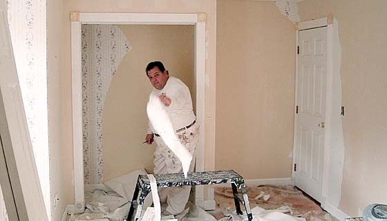 Top Coat Painters Wallpaper Removal In Ct Ma Ri